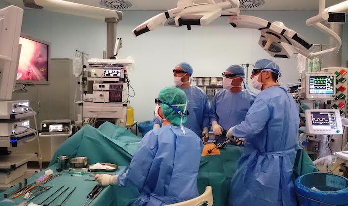 Šogad aprit 10 gadi, kopš Latvijā tiek veikta  Laparoskopiska radikāla prostatektomija!